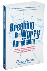 Breaking the Worry Agreement Book
