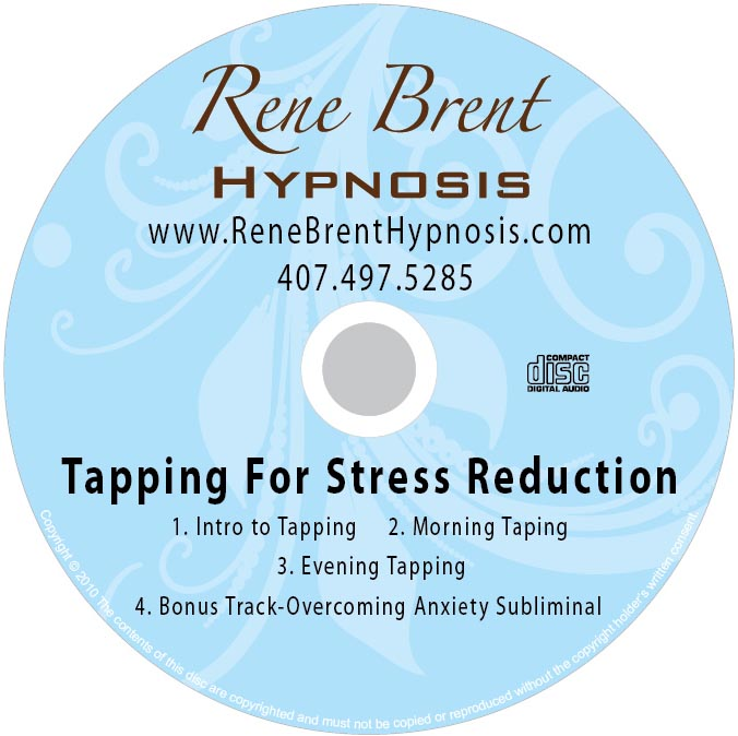 Adult Tapping For Stress Reduction