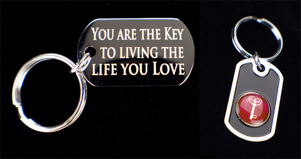 Keychain - The Life You Love